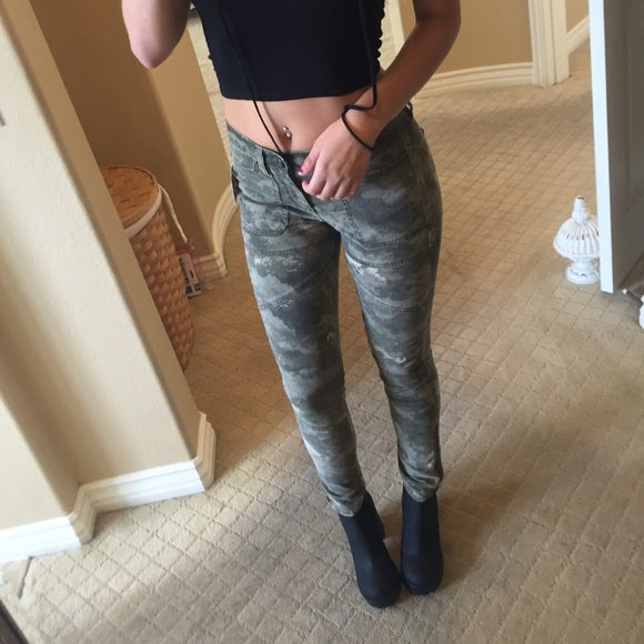 Urban Outfitters Denim - Army Skinny Jeans